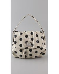 Marc By Marc Jacobs - Natural Dotty Snake Lil Ukita Bag - Lyst