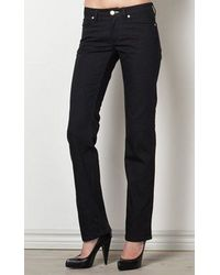Acne | Black Stretch Hep Jeans | Lyst