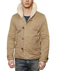 Closed | Natural Kentucky Shawl Collar Jacket for Men | Lyst