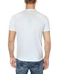 Dolce & Gabbana | White Monica Bellucci Printed Jersey T-shirt for Men | Lyst