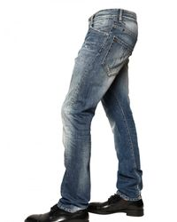 DSquared² | Blue 16,5cm Denim Kenny Twist Jeans for Men | Lyst