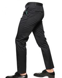DSquared² | Blue Stretch Cotton Tokyo Cut Suit for Men | Lyst