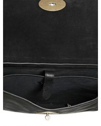 Mulberry - Black Bayswater Leather Briefcase Bag for Men - Lyst