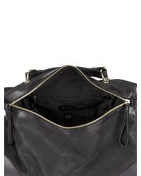 Mulberry | Black Taylor Oversized Satchel | Lyst