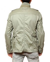Peuterey | Green Anniversary Washed Nylon Sport Jacket for Men | Lyst