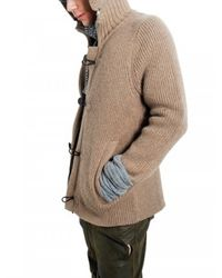 Pringle of Scotland | Natural Heavy Knit Sweater for Men | Lyst