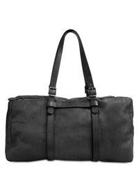 A Brand Apart - Black Equus Buckle Shoulder Bag - Lyst
