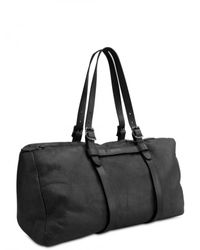 A Brand Apart | Black Equus Buckle Shoulder Bag | Lyst