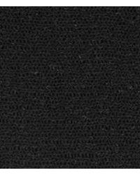 AllSaints - Black Takizen Nep Jumper - Lyst
