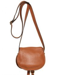 Chloé | Brown Small Marcie Crossbody Shoulder Bag | Lyst