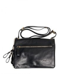 Dolce & Gabbana | Black Nappa & Ponyskin Miss Hope Shoulder Bag | Lyst