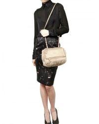 Givenchy   Natural Pandora Rabbit Mini Shoulder Bag   Lyst