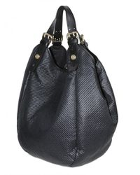 Givenchy | Black Nylon New Sacca Hobo | Lyst