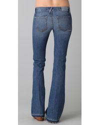 Textile Elizabeth and James - Blue Jimi Jeans - Lyst