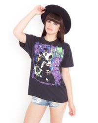 Nasty Gal | Purple New Kids On The Block 90 Tour Tee | Lyst