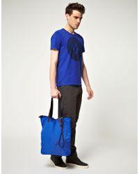 G-Star RAW | Blue G Star Cadet Shopper Bag for Men | Lyst