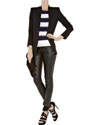 JOSEPH | Blue Sailor Striped Cashmere Sweater | Lyst