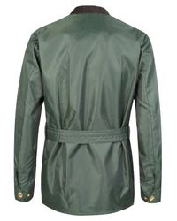 Barbour - Green International Nylon Jacket for Men - Lyst