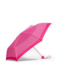 Mango | Pink Polka Dot Umbrella | Lyst