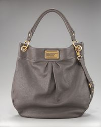 Marc By Marc Jacobs - Brown Classic Q Hillier Hobo - Lyst