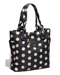 Marc By Marc Jacobs | Black Pretty Nylon - Little Tate Tote | Lyst