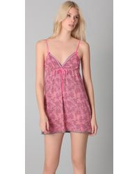 Juicy Couture - Pink Love Yourself Nighty - Lyst