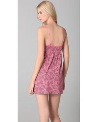 Juicy Couture | Pink Love Yourself Nighty | Lyst