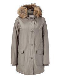Woolrich | Gray Dew Grey Arctic Parka Df | Lyst