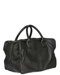 Zagliani | Black Volo Leather Bag for Men | Lyst