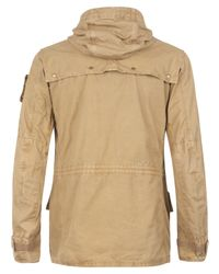 Barbour - Natural Vintage Cotton Hunting Jacket for Men - Lyst
