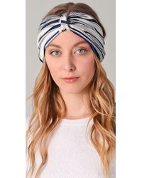 Eugenia Kim | Blue Natalia Turban Headband | Lyst