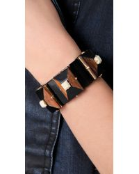 Marc By Marc Jacobs | Brown Bonkers Stretch Bracelet | Lyst