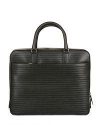 Dior Homme - Black Calfskin Briefcase Bag for Men - Lyst