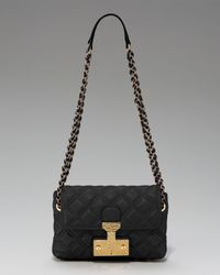 Marc Jacobs - Black Baroque Small Single Shoulder Bag - Lyst