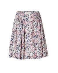 Cacharel | Multicolor Swing Skirt | Lyst