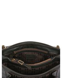 Roger Vivier - Black Nappa Metro Small Shoulder Bag - Lyst