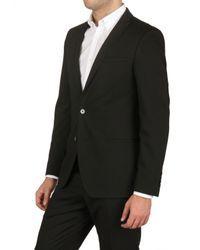 Dolce & Gabbana | Black Stretch Viscose Blend Suit for Men | Lyst