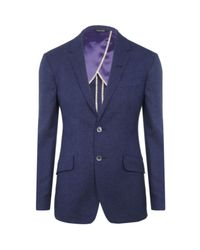 Paul Smith | Blue The Abbey Jacket for Men | Lyst