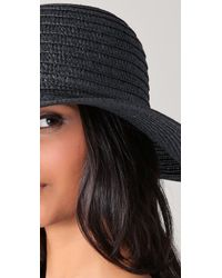 Cheap Monday - Black Lori Hat - Lyst
