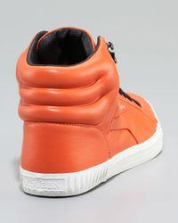 Alexander McQueen X Puma | Red Street Climber Sneaker, Salmon for Men | Lyst