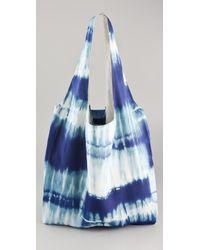 Twelfth Street Cynthia Vincent | Blue Shopper Tote | Lyst