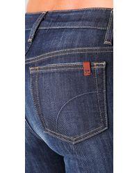 Joe's Jeans | Blue Cropped Skinny Jeans | Lyst