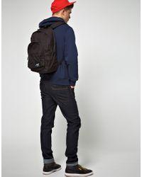 PUMA - Black Foundation Backpack for Men - Lyst