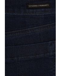 Citizens of Humanity - Blue Intimate Mid-rise Bootcut Jeans - Lyst