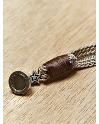 Nonnative - Brown Mens Voyager Bracelet for Men - Lyst