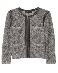 Rag & Bone | Gray Hart Jacket | Lyst