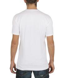Dolce & Gabbana | White Marlon Brando Printed Jersey T-shirt for Men | Lyst