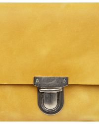 Ally Capellino - Yellow Lorraine Conservative Satchel - Lyst