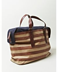 Dries Van Noten - Natural Mens Tote Leather Bag for Men - Lyst