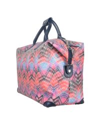 Bric's | Red Missoni Limited Edition - Medium Travel Bag for Men | Lyst